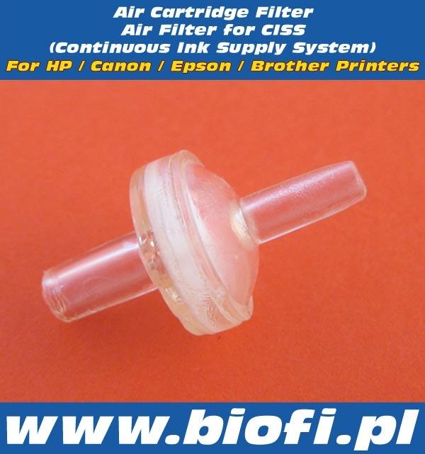 Air Cartridge Filter For Ciss Hp Canon Epson