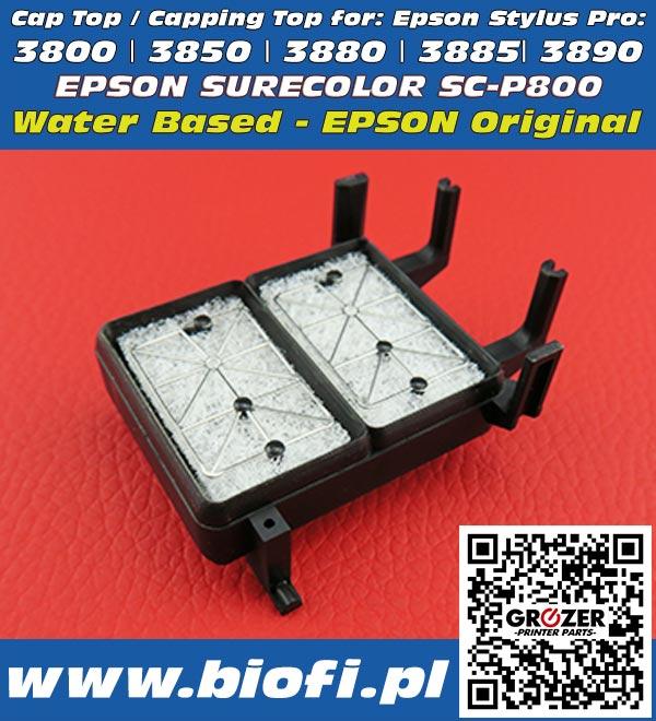 Cap Top / Capping Top Epson Stylus Photo R3800 R3850, R3880 SC-P800