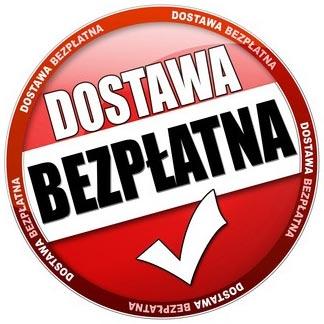 Bezpłatna dostawa - Pobranie Poczta Polska