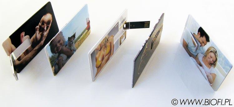 Prezentacja Kart USB PENDRIVE GROZER