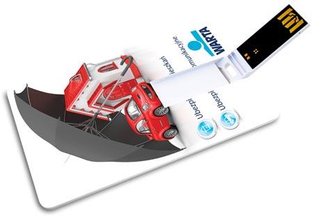 Przykładowe wykorzystanie produktu: Warta S.A. - Nagroda dla Pracowników Firmy.