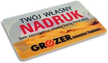 Karta Kredytowa - USB Flash Disk / Pendrive / Flash Drive