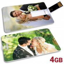 4GB USB 2.0 Karta Pendrive GROZER FOTO i VIDEO