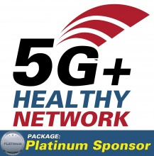 5G+ Healthy Network - Platinum Sponsor Package