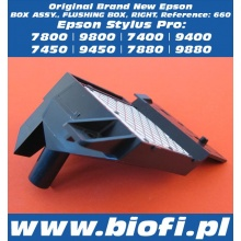 FLUSHING BOX RIGHT SIDE BOX ASSY. - SPLUWACZKA PRAWA