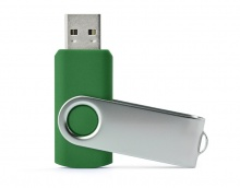 Pamięć USB 2.0 TWISTER 16 GB Kolor Zielony