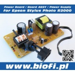 Power Board / Zasilacza do drukarki Epson Stylus Photo R2000