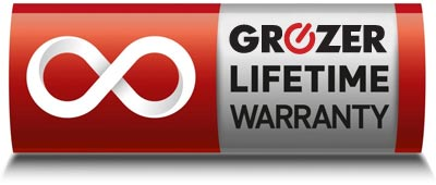 GROZER LIFETIME WARRANTY