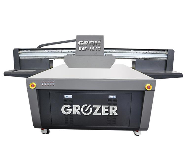 Maszyna Drukująca Flatbed GROZER GROM UVF-1513