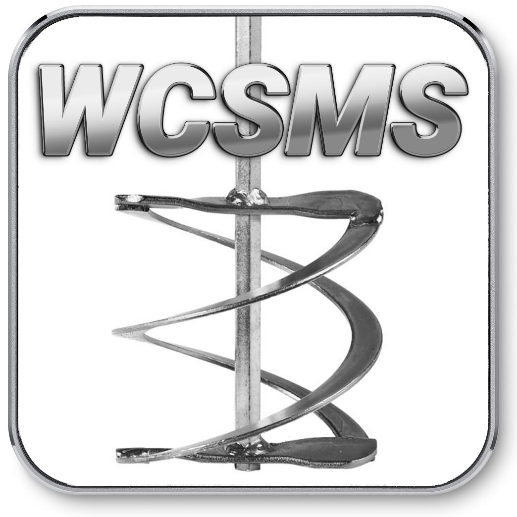 (WCSMS) White Color Striter & Mixer System