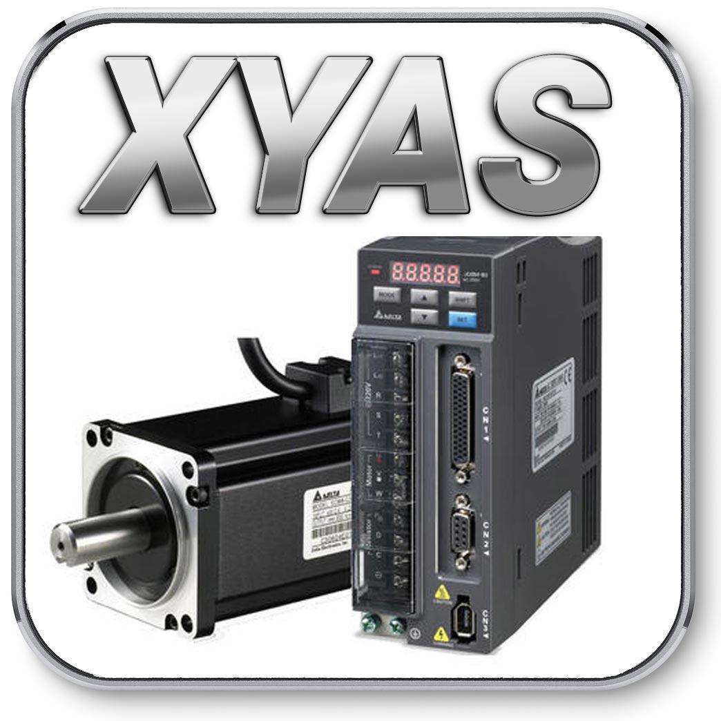(XYAS) X & Y Axis Servo System